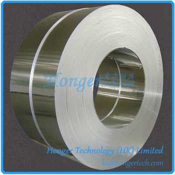 Mu Metal Strip with High Permeability