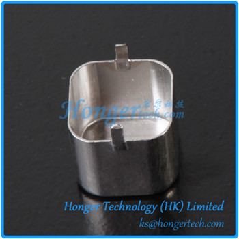 Mu Metal Shielding Caps