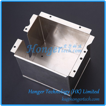 Mu Metal Shielding Can