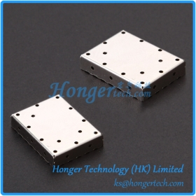 Nickel based Mu Metal Shielding Cover for Audio Transformer
